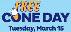 Dairy-Queen-Free-Cone-Day-3-15-2016