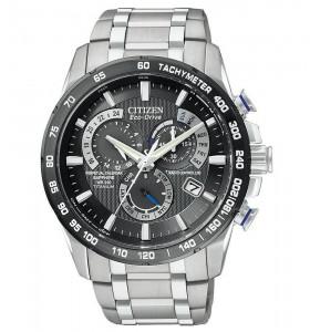 picture of Citizen Eco-Drive Perpetual Chrono Titanium Men's Watch Sale