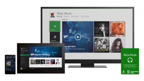 picture of Xbox Music Pass 1 Year - pi Sale