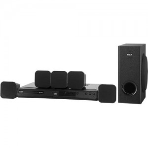 picture of RCA 5.1-Ch. Upconvert DVD Home Theater System Sale