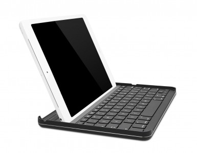 picture of Kensington Hard Shell Bluetooth Keyboard Case for iPad Air Sale