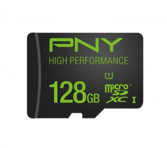 picture of PNY 128GB UHS-1/Class 10 microSDXC Memory Card Sale