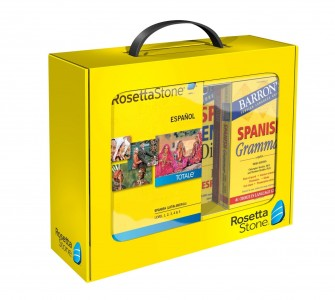 picture of Rosetta Stone Language Learning Level 1-5 63% off