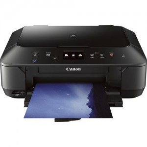 Canon - PIXMA MG6620 Wireless Inkjet Photo All-In-One Printer