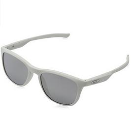 picture of Oakley Men's Trillbe X Non-Polarized Iridium Rectangular Sunglasses Sale