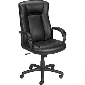 Staples Haywood Bonded Leather Managers Chair Sale 32 39