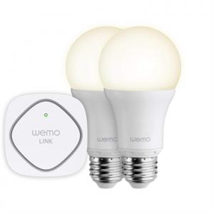 Belkin Wemo LED Lighting Starter Kit Sale