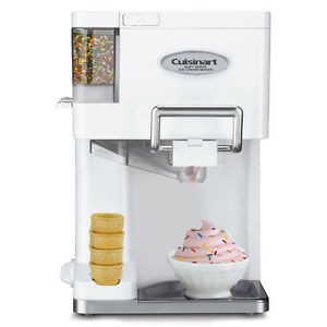 picture of Cuisinart Mix It In Soft Serve Ice Cream Maker Sale