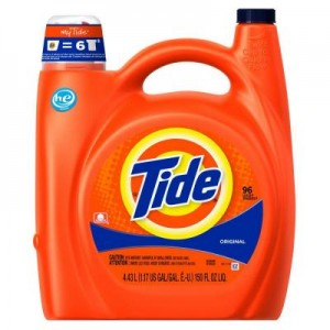 picture of Tide High Efficiency Laundry Detergent 150-oz Sale