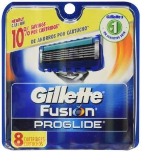 Gillette 8ct Fusion Proglide Razor Refills Sale
