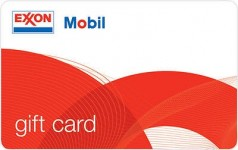 Discounted Exxon Mobile gas card