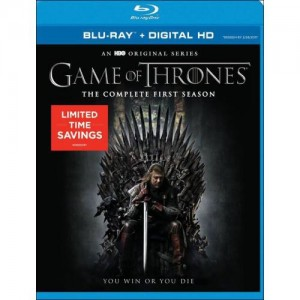 picture of Game of Thrones 1st Season Blu-ray Sale