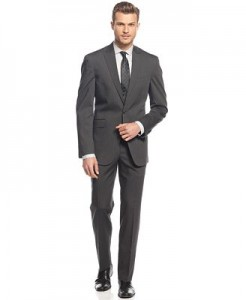 picture of Macy's Designer Men's Suit 70-80% off Sale - Kenneth Cole $89