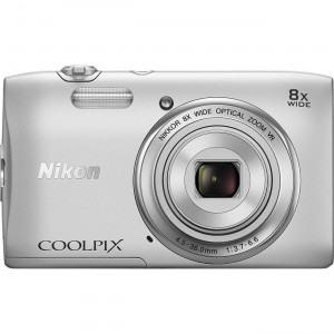 picture of Nikon Coolpix S3600 Refurb 20MP Camera Sale
