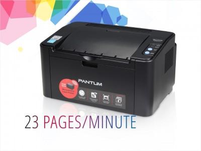 picture of Pantum P2502W Wireless Laser Printer Sale