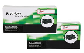 picture of Rosewill TN-660 Brother Generic Toner Cartridge 2-Pack Sale