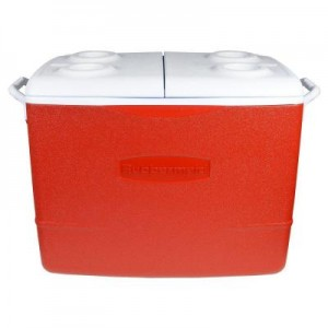 picture of Rubbermaid 50 Qt. Insulated Cooler Sale