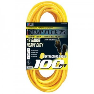 picture of 100 foot Extension Cord Sale