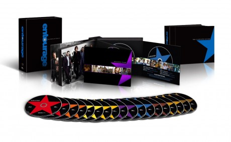 picture of Entourage: The Complete Series on Blu-ray or DVD