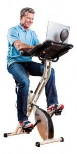 FitDesk v2.0 Desk Exercise Bike