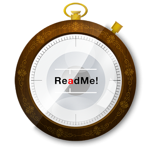 picture of Free iTunes App: ReadMe! eBook reader with Spritz