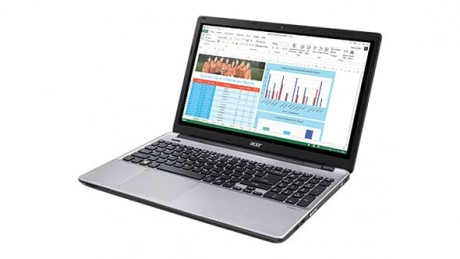 picture of Acer Aspire 15.6 Touchscreen Core i3 Laptop - V3-572P