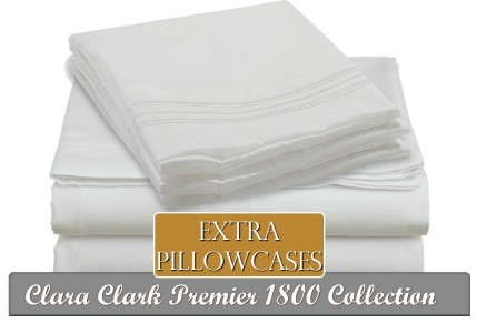 picture of Clara Clark 1800 Collection Bed Sheet Set Sale