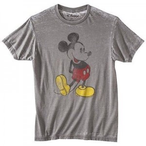 Men's Mickey Mouse T-Shirt