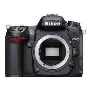 Nikon D7000 16MP Digital SLR Camera 18-55, 55-200mm Lenses Sale