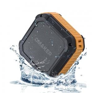 Omaker M4 Portable Bluetooth Splashproof and Shockproof Speaker