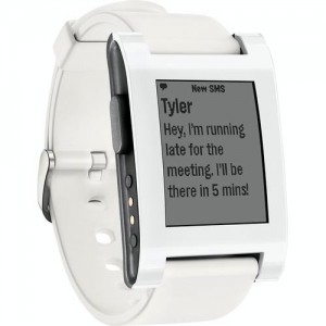 Pebble Smart Watch for iOS and Android Sale
