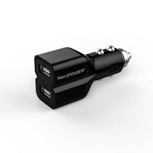 RAVPower Rapid Dual USB Car Charger Sale