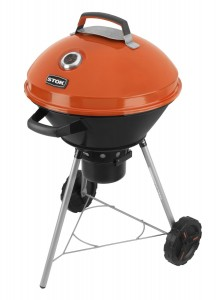 STOK Drum Charcoal Grill Sale