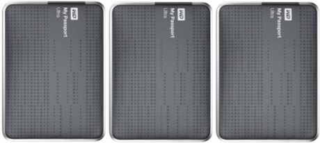 picture of 3-Pack WD My Passport Ultra 1TB Hard Drive Sale