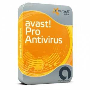 Avast Pro Software Free 1 year