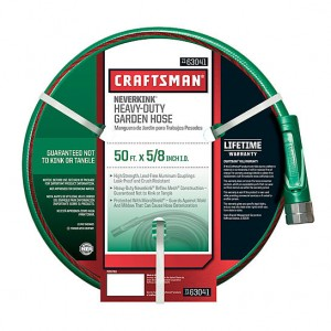 Craftsman Heavy Duty Neverkink 50Ft Self-Straightening Hose Sale