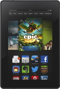 picture of Preowned Kindle Fire 7
