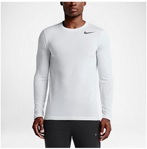 Nike Dri-fit Touch Long Sleeve Training Shirt Sale