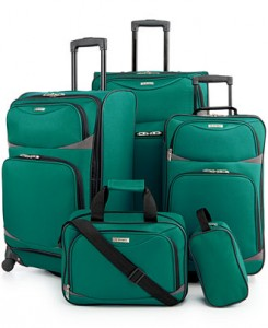 Tag Coronado II 5 Piece Spinner Luggage Set