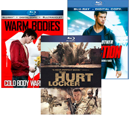 Buy 1 Blu-ray Movie $7.99, Get 1 Free