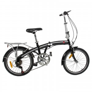 Folding 20″ 6-Speed Bike Sale