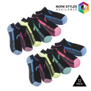 picture of HEAD 12-pk Women's Socks Sale