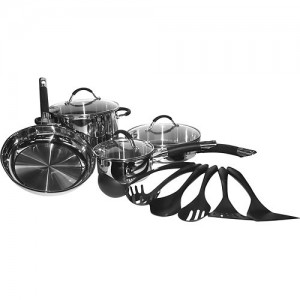 Cuisinart Pro classic 13 piece stainless steel cookware set sale