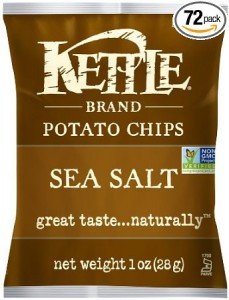 Kettle Chips 72 Pack Sale