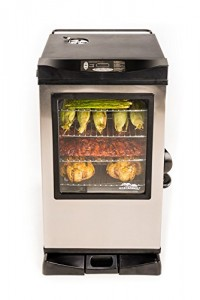 Masterbuilt Electric Smoker with Window and Bonus Pack Sale