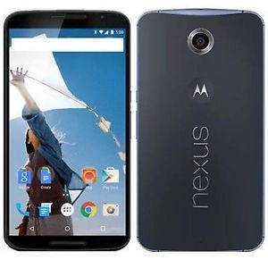 Motorola Google Nexus 6 32GB Smartphone – Unlocked Sale