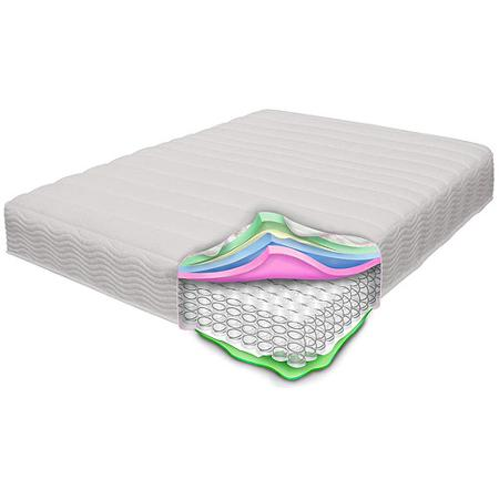 Spa Sensations 10 Memory Foam Spring Hybrid Queen Mattress Sale Buyvia