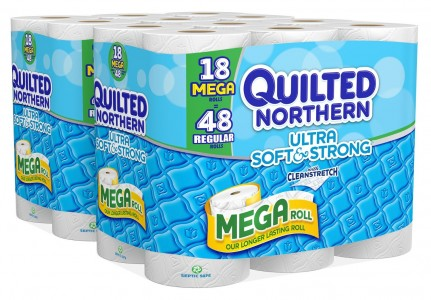 36 Roll Quilted Northern Ultra Bath Tissue Sale