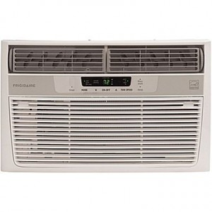 Frigidaire FRA065AT7 6000 BTU Compact Window Mounted Air Conditioner