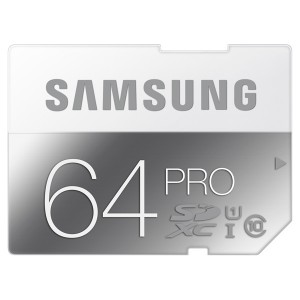 picture of Samsung 64GB Pro SDXC Sale